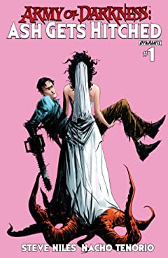 Army of Darkness: Ash Gets Hitched #1 (of 4): Digital Exclusive Edition