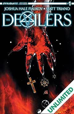The Devilers #1 (of 7): Digital Exclusive Edition