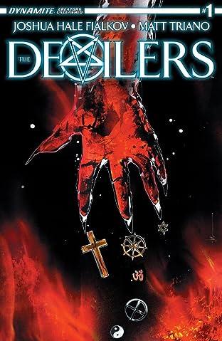 The Devilers No.1 (sur 7): Digital Exclusive Edition