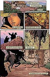 Lady Zorro #1 (of 4): Digital Exclusive Edition