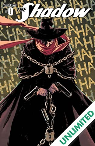 The Shadow Vol. 2 #0: Digital Exclusive Edition