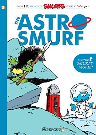 The Smurfs Vol. 7: The Astro Smurf