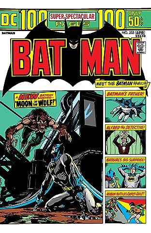 Batman (1940-2011) #255