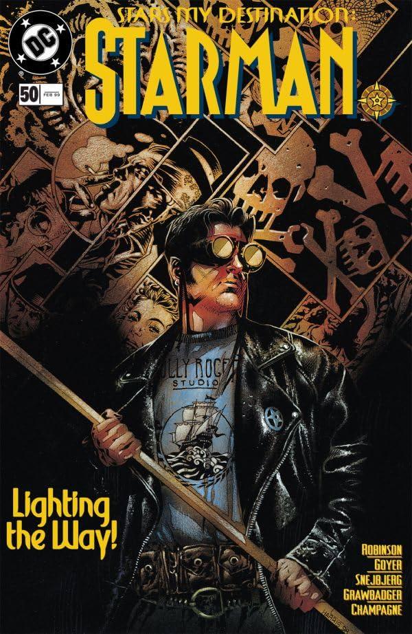 Starman (1994-2001) #50