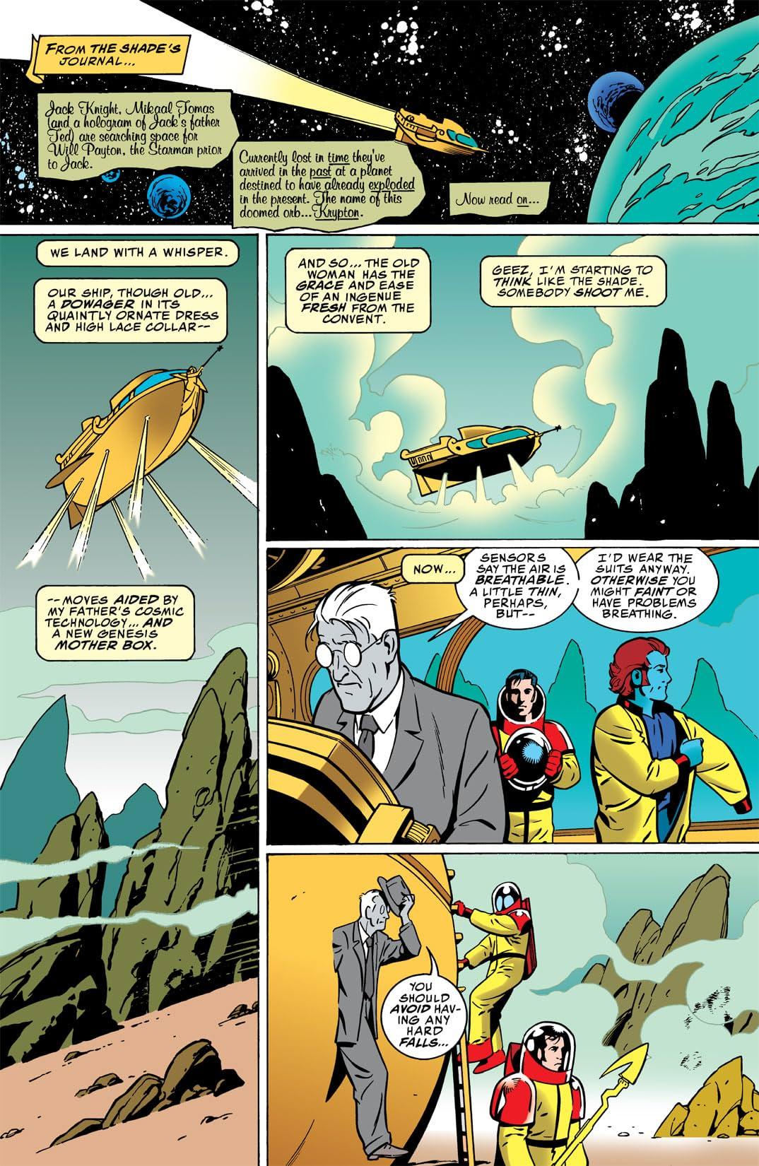 Starman (1994-2001) #51