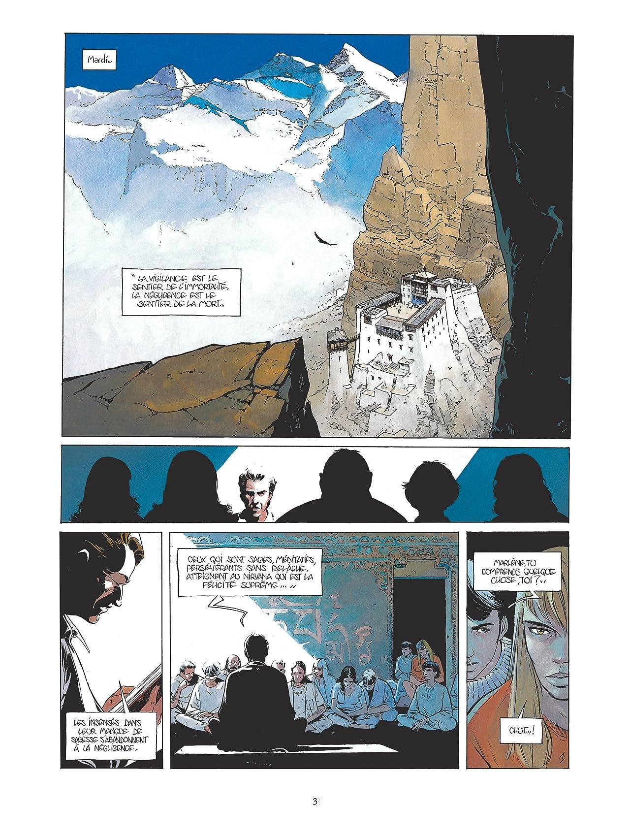 Névé Vol. 4: Blanc Népal