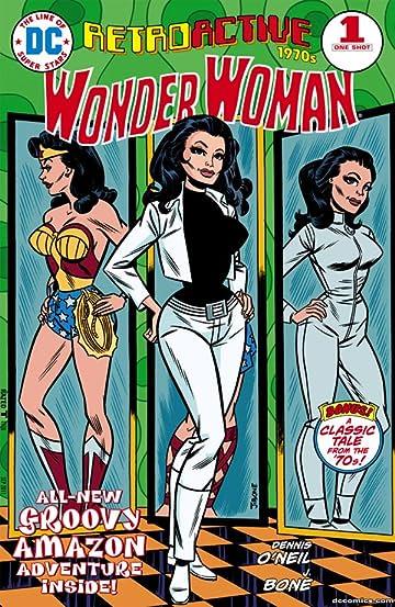 DC Retroactive: Wonder Woman - The 70s #1