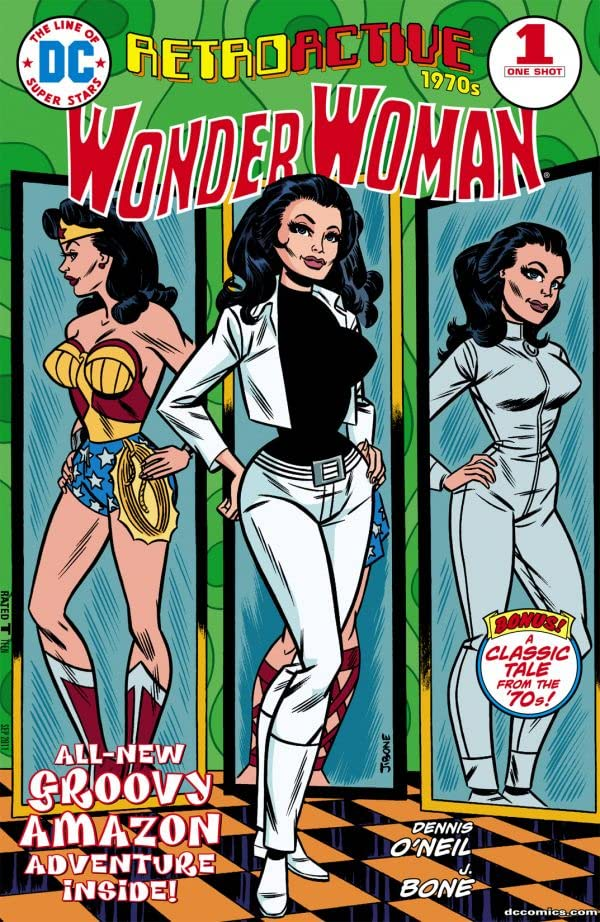 DC Retroactive: Wonder Woman - The 70s #1