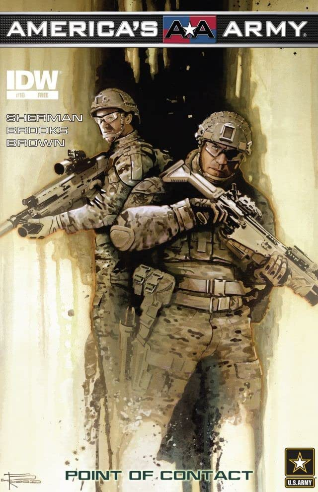 America's Army #10: Point of Contact