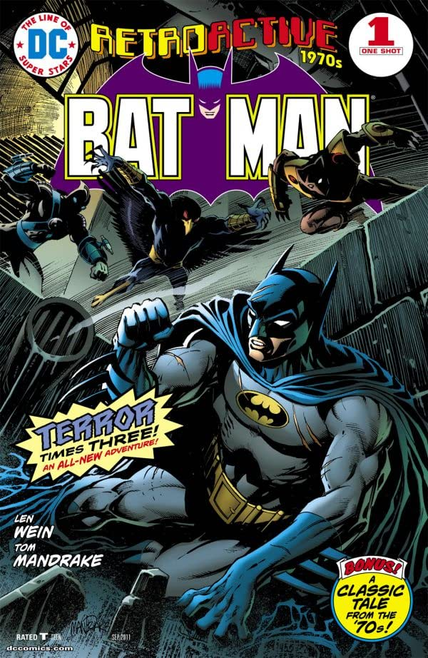 DC Retroactive: Batman - The 70s #1