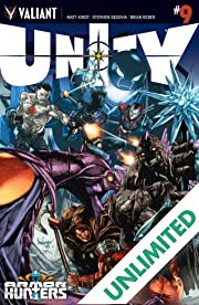 UNITY (2013- ) #9: Digital Exclusives Edition