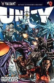 UNITY (2013- ) #9: Digital Exclusives Edition