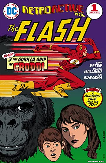 DC Retroactive: The Flash - The 70s #1