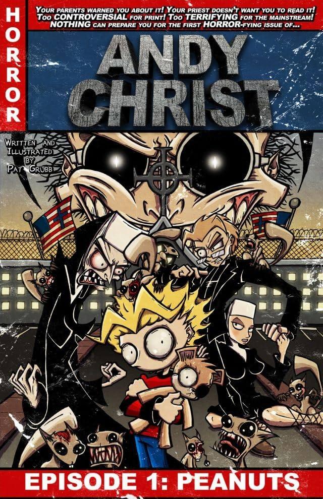 Andy Christ #1