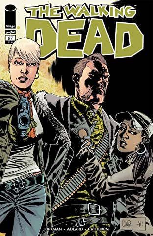The Walking Dead #87