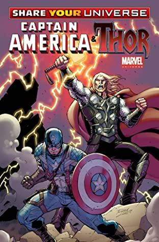 Share Your Universe Captain America & Thor