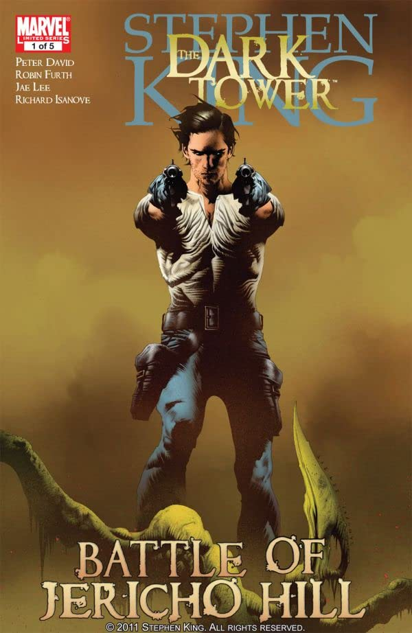Dark Tower: The Battle of Jericho Hill #1 (of 5)