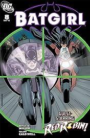 Batgirl (2009-2011) #8