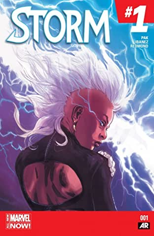Storm (2014-) #1