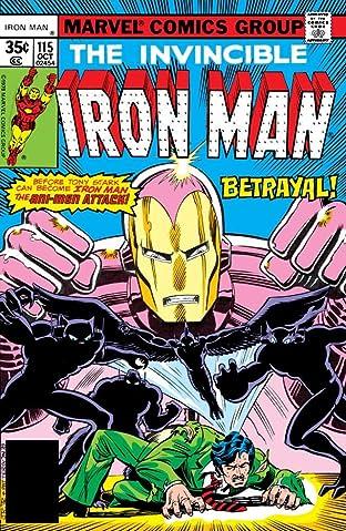 Iron Man (1968-1996) #115