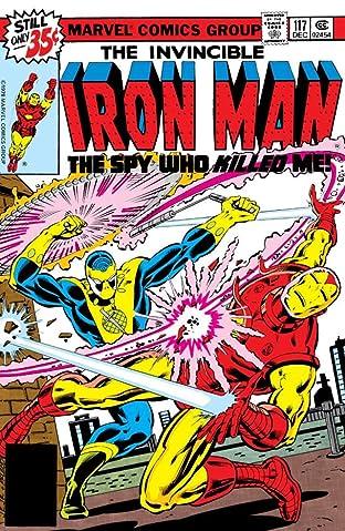 Iron Man (1968-1996) #117