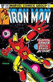 Iron Man (1968-1996) #142