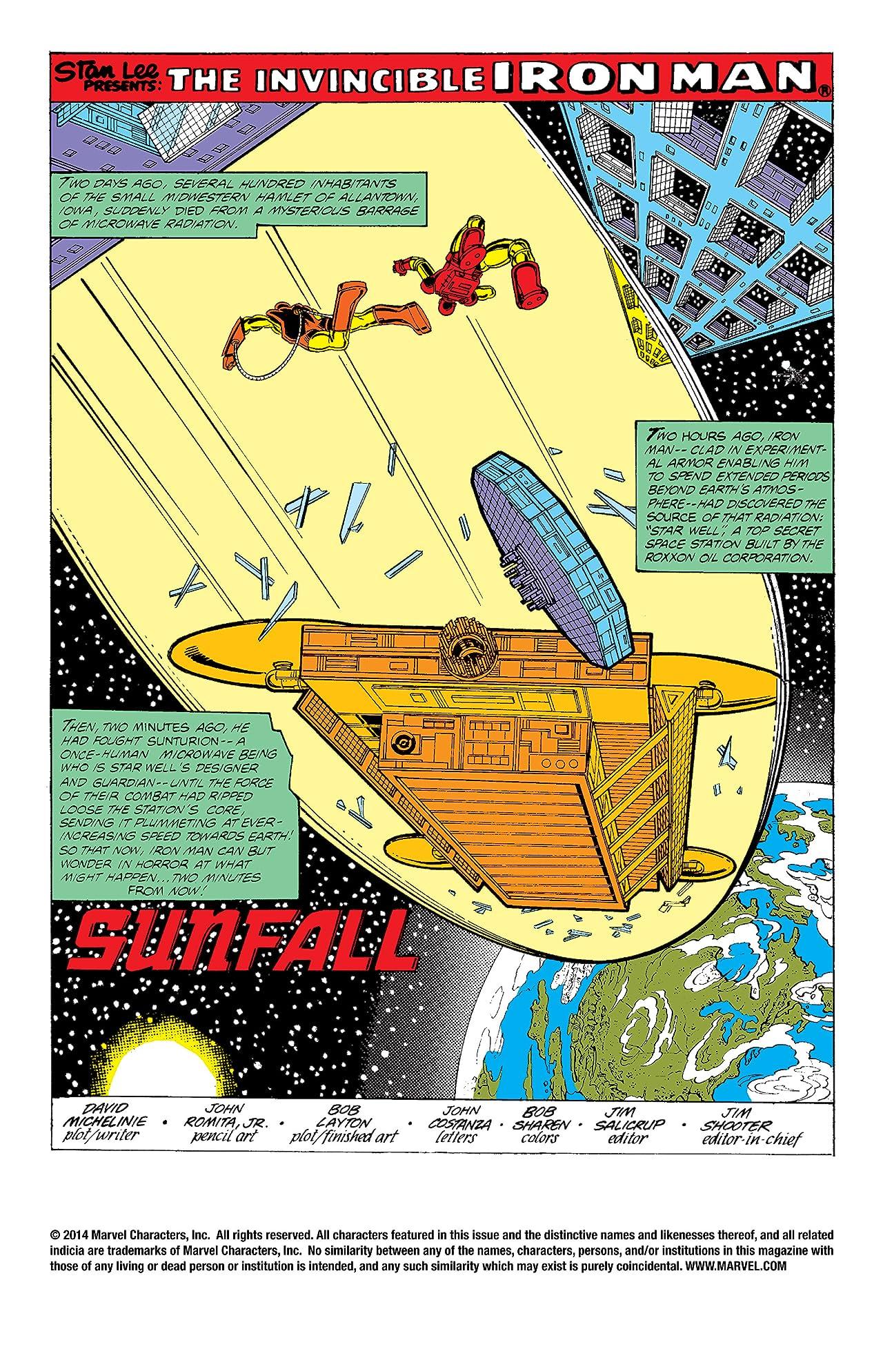 Iron Man (1968-1996) #144