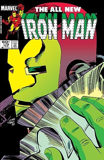 Iron Man (1968-1996) #179