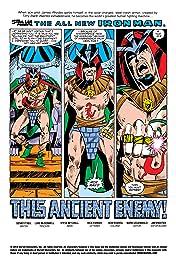 Iron Man (1968-1996) #180