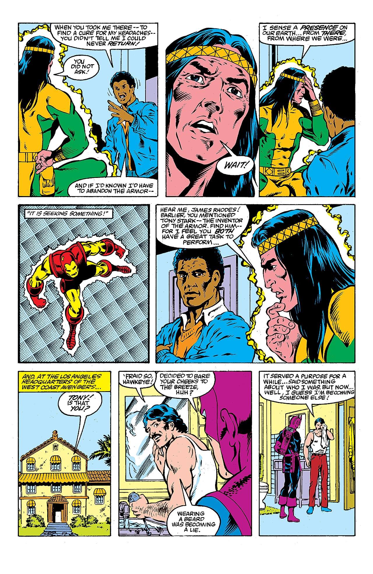 Iron Man (1968-1996) #196