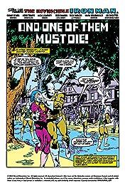 Iron Man (1968-1996) #199