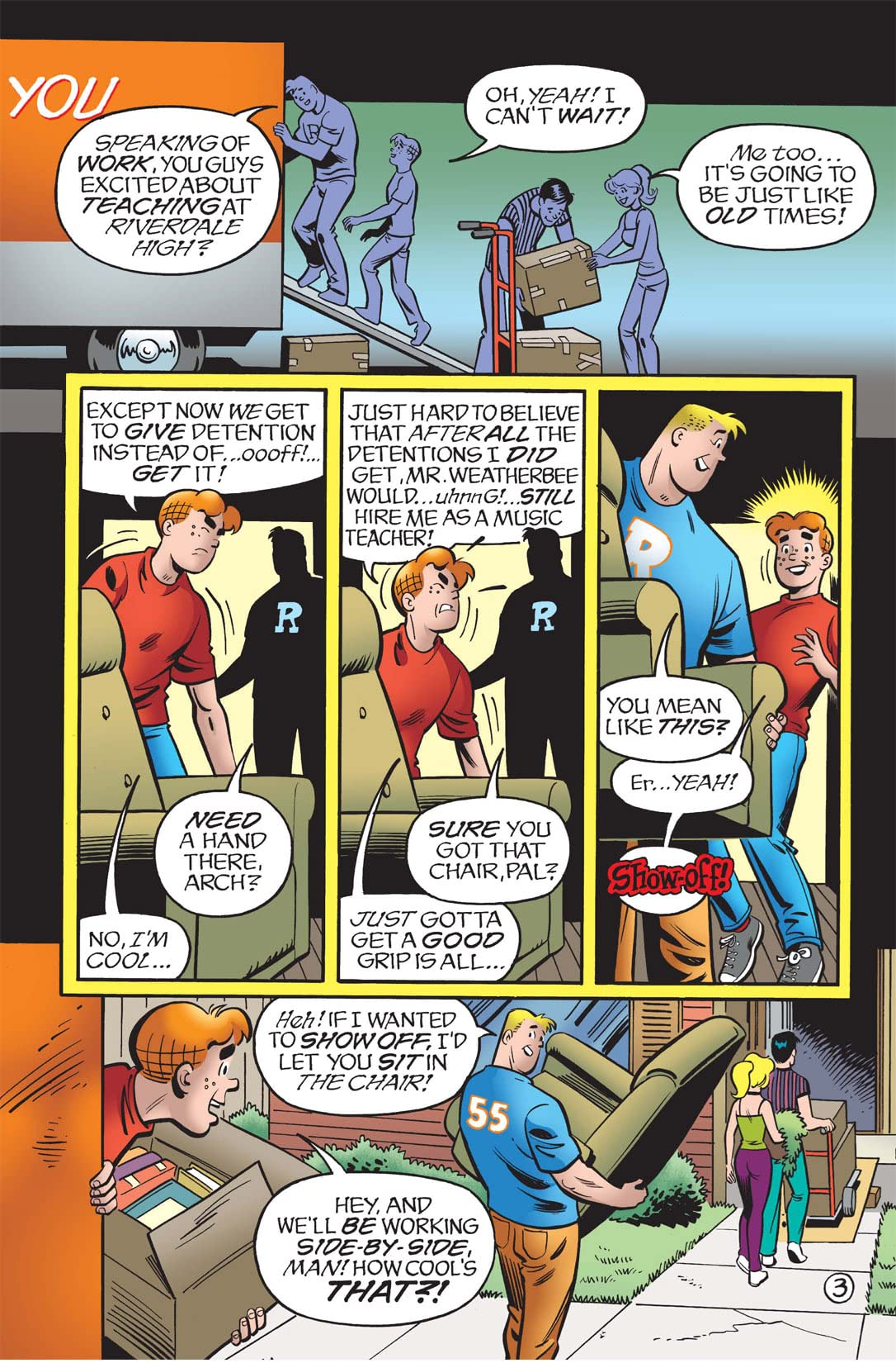 Archie Marries Betty #7