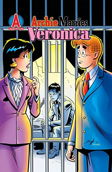 Archie Marries Veronica #7