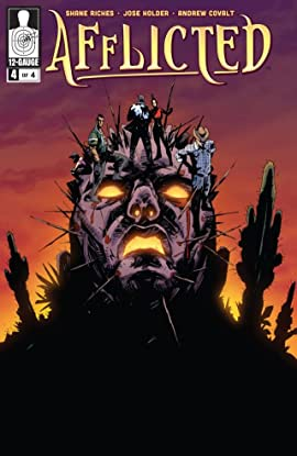 Afflicted #4 (of 4)