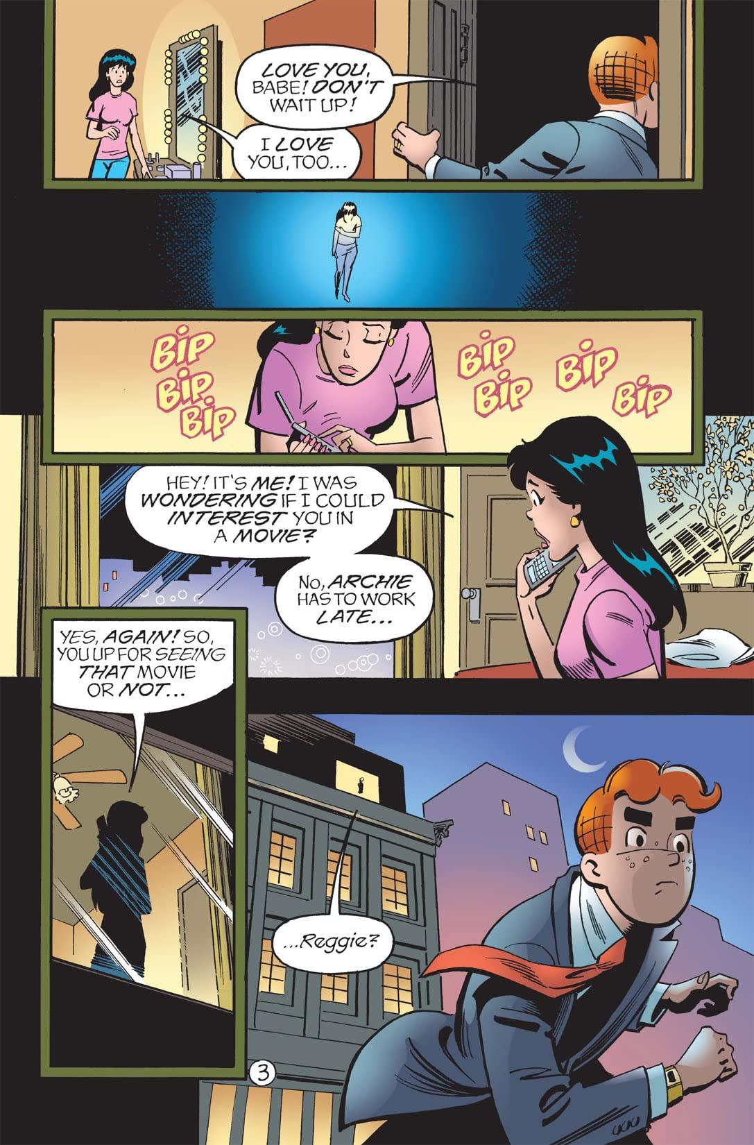 Archie Marries Veronica #8