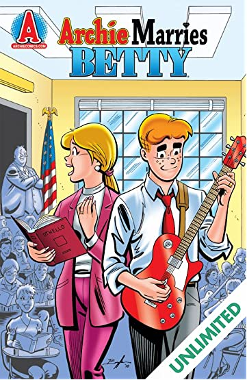 Archie Marries Betty #9