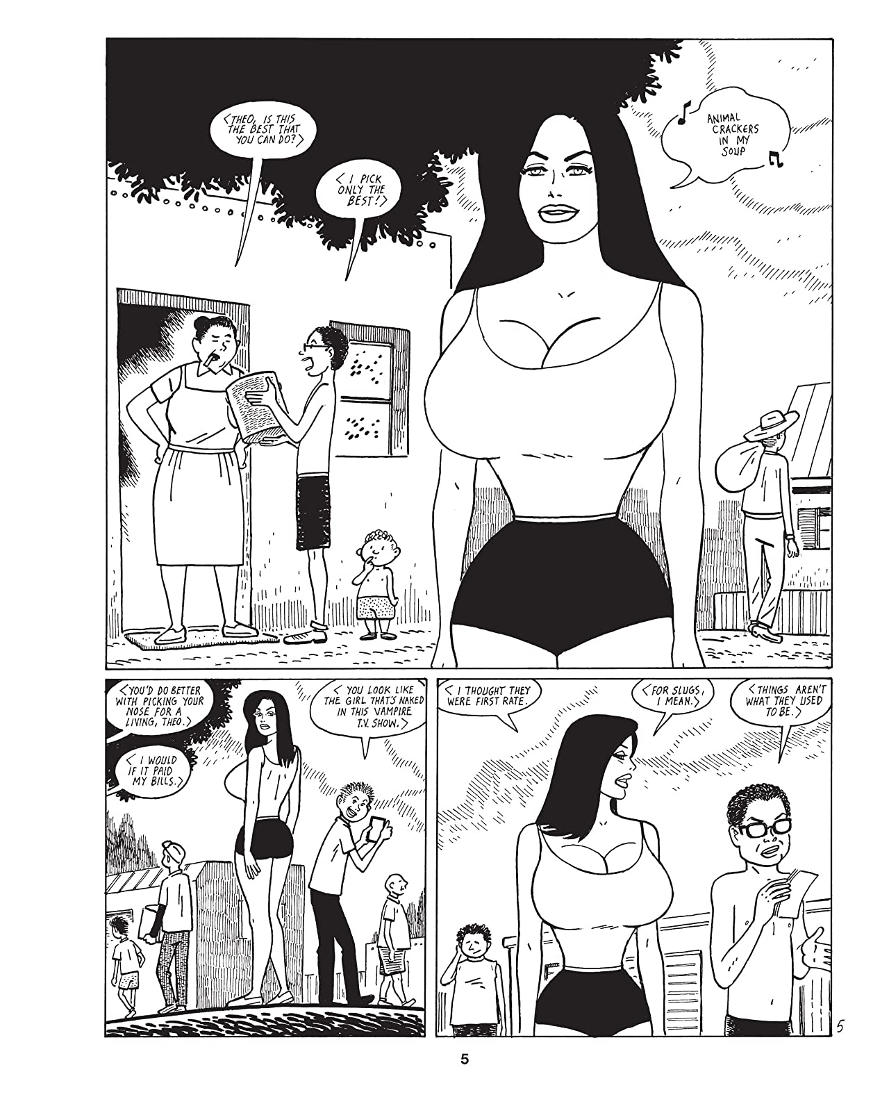 Love & Rockets: New Stories #7