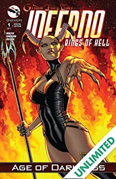 Inferno Rings of Hell #1 (of 3)