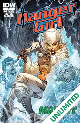 Danger Girl: May Day #3 (of 4)