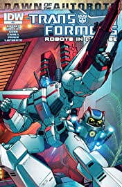 Transformers: Robots In Disguise (2011-2016) #31: Dawn of the Autobots