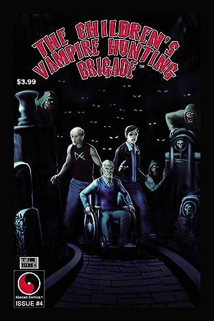 The Children's Vampire Hunting Brigade #4