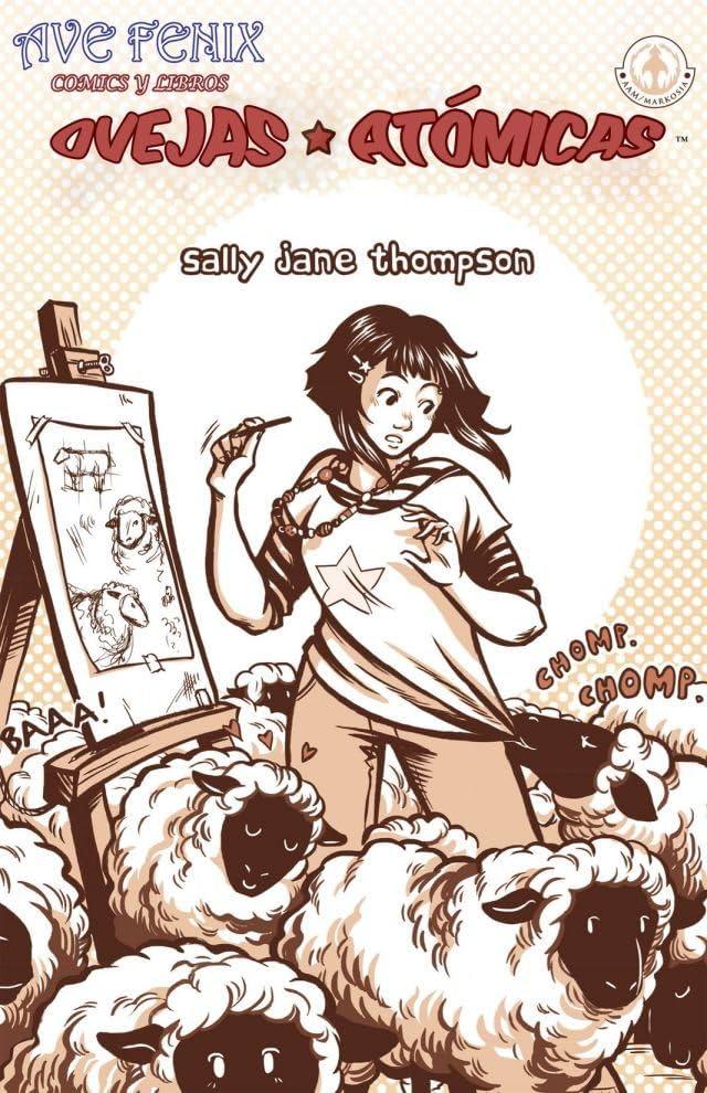 Ovejas Atomicas Vol. 1: Manga Shojo