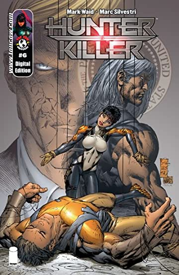 Hunter Killer #6