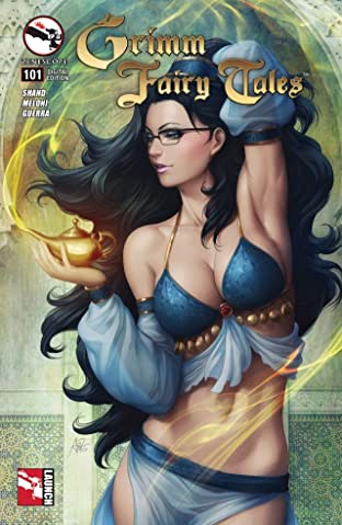Grimm Fairy Tales #101