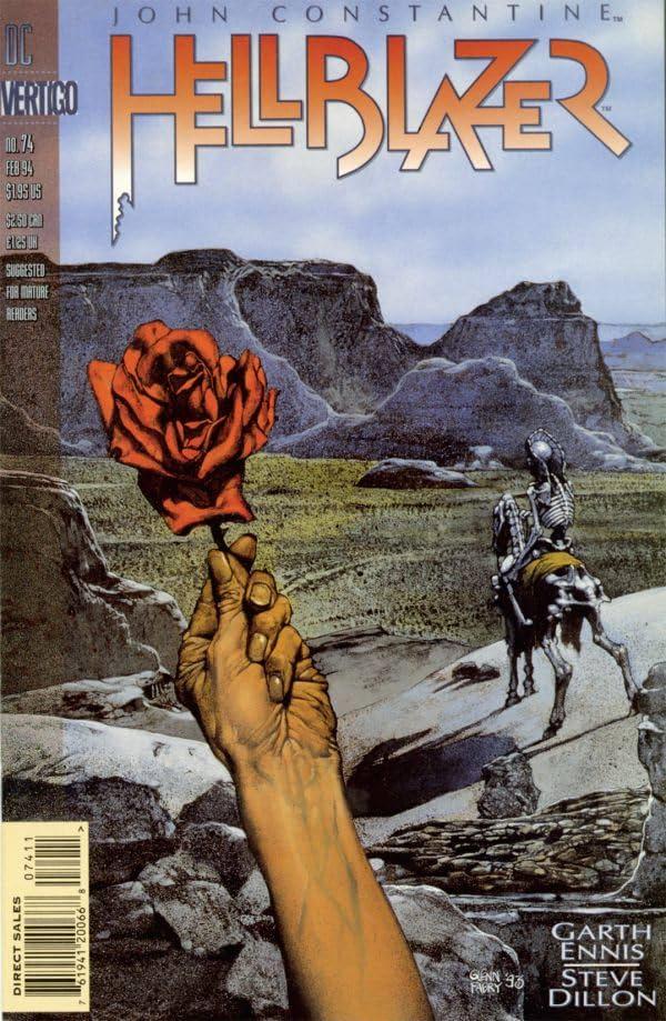 Hellblazer #74