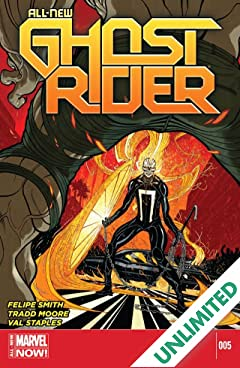 All-New Ghost Rider (2014-2015) #5