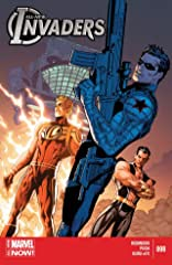 All-New Invaders (2014-) #8
