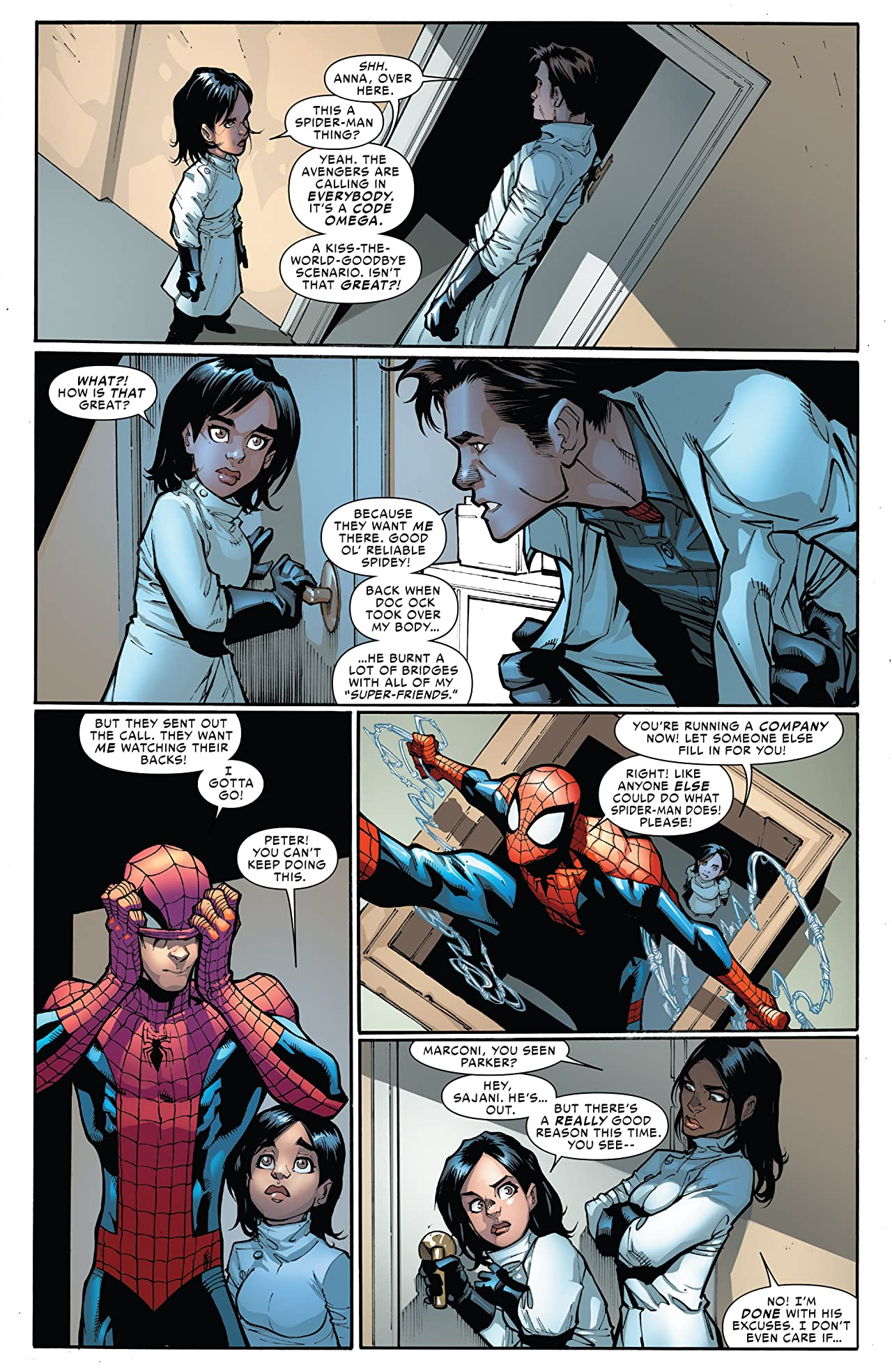 Amazing Spider-Man (2014-2015) #4