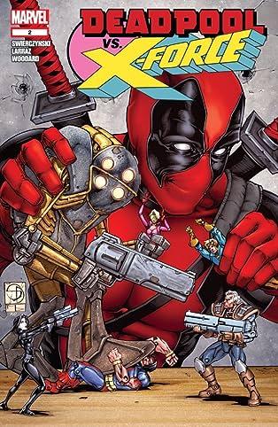 Deadpool vs. X-Force #2 (of 4)