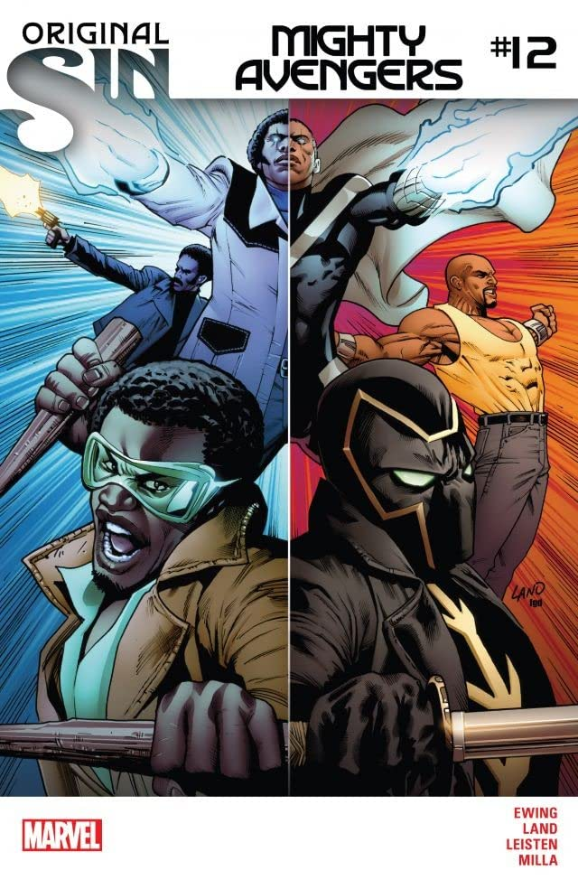 Mighty Avengers (2013-2014) #12